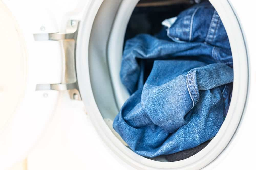 How to wash denim