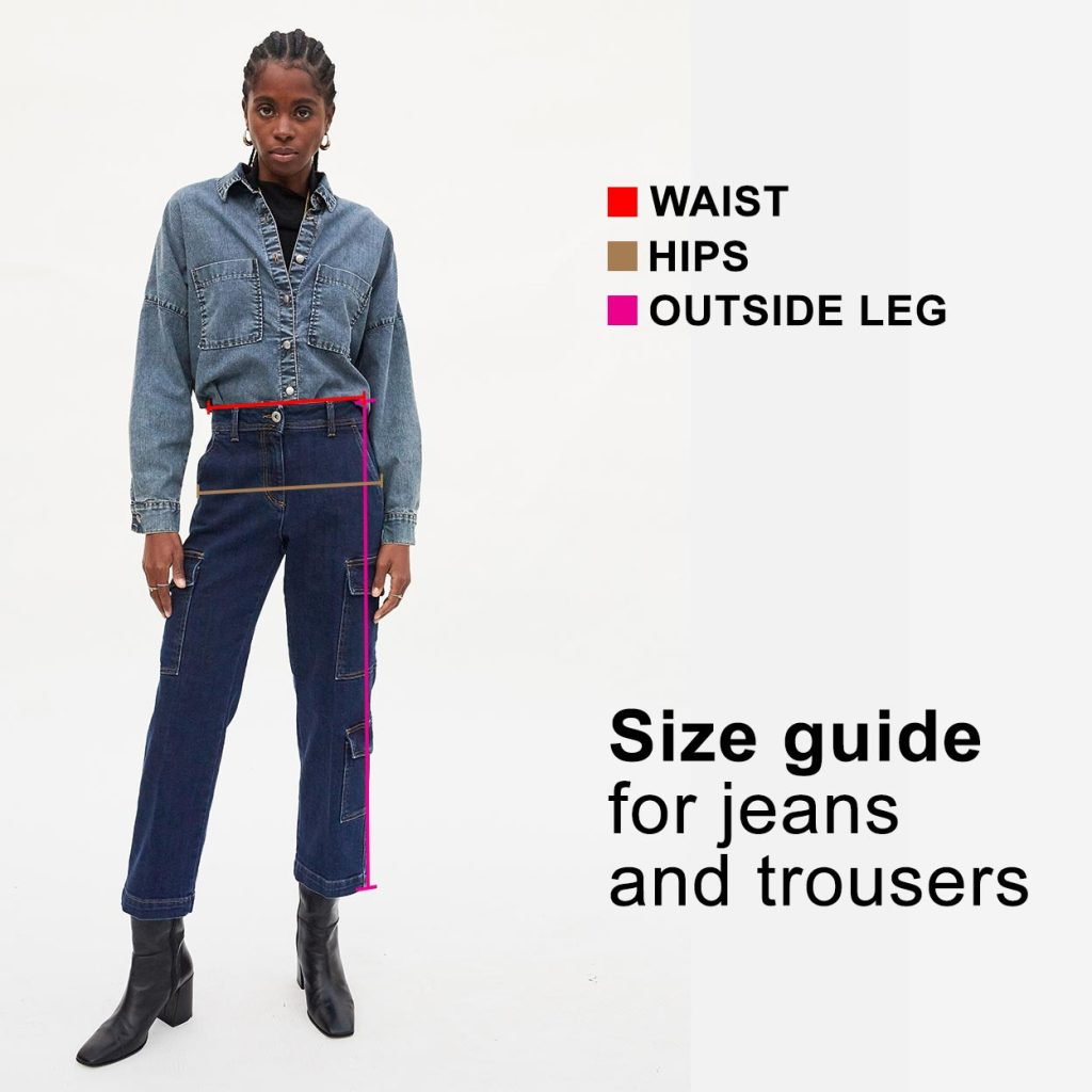 Size-guide-for-jeans-and-trousers