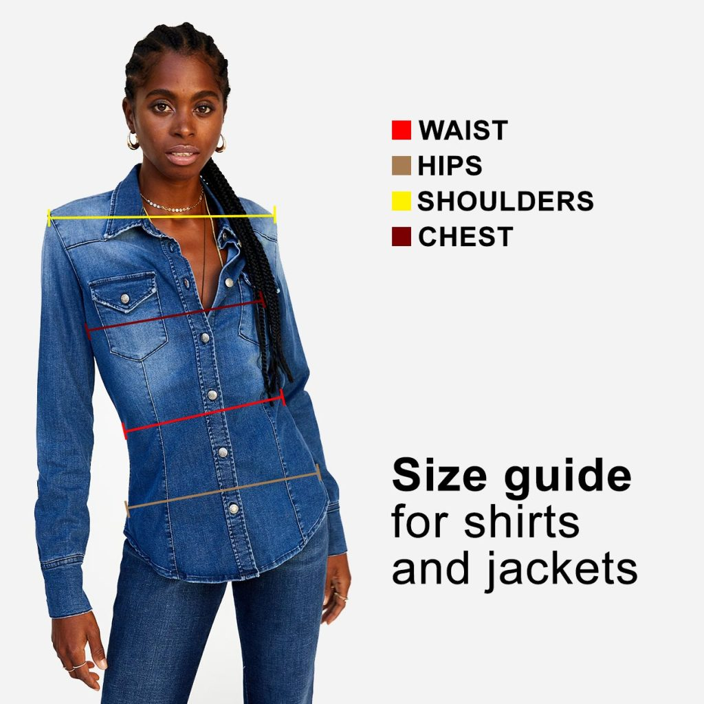 Size-guide-for-shirts-and-jackets